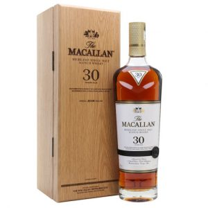 Macallan 30 sherry cask (2019) 700ml