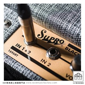Supro 1696RTH Black Magick Reverb Head