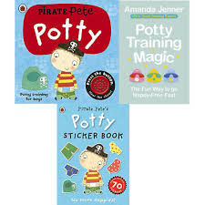 Princess Polly's Potty Set – 2 Books (Collection)